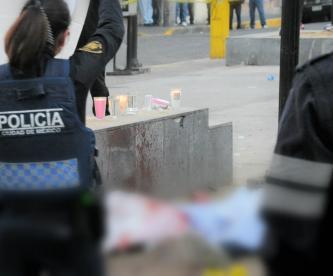 sicarios armados balean atacan ejecutan a seis hombres una mujer Los Reyes Culhuacán Iztapalapa