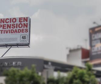 publicistas piden revisión Ley de Publicidad Exterior gobierno transparencia legal CDMX