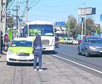 Estado de México acoso a mujeres vítimas de acoso en el transporte público Secretaría de Movilidad