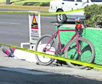 Anciano Ciclista Muere Toluca