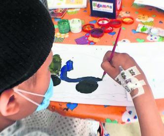 Ludoteca Hospital Materno-Infantil Toluca