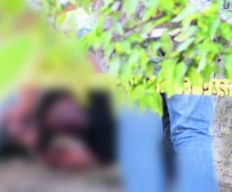 Cadáver joven balazo cabeza camellón Cuernavaca