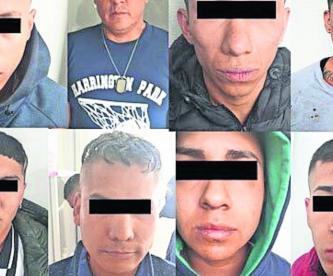 Detienen Banda de delincuentes Asaltan farmacia Edoméx