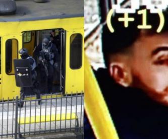 tiroteo en tranvía Ciudad de Utrecht Holanda muertos