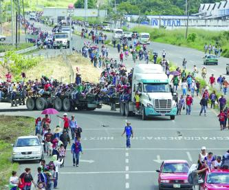 Revisión gestión migratoria Tapachula corrupción