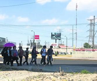Vecinos Toluca ratonera delincuencia