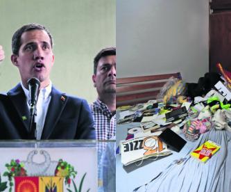 Detienen Roberto Marrero mano derecha Juan Guaidó