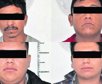 Avientan cabeza humana cuando eran perseguidos por policías Yautepec