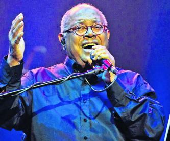 Ciudad de México cantautor cubano Pablo Milanés