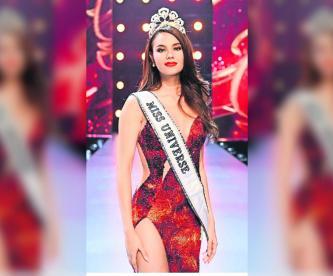 Miss Universo 2019 rompe la corona