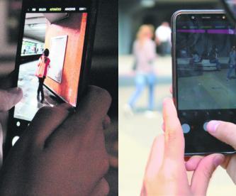 Acoso a mujeres STC Metro Páginas porno CDMX