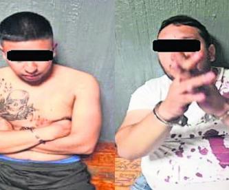 Detienen a pistoleros Fuga CDMX Peralvillo