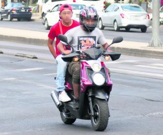 Aumenta robo Motocicletas CDMX Violencia