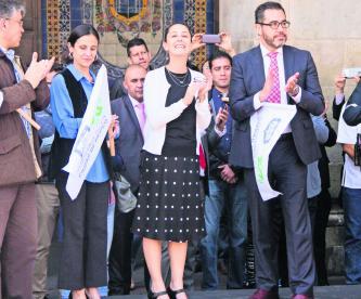 Claudia Sheinbaum Lucha contra inseguridad CDMX