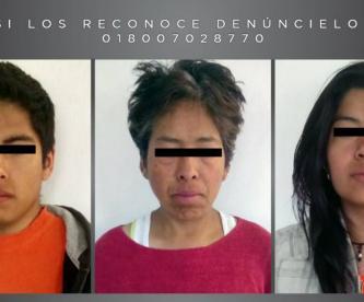 Detienen madre dos hijos matado hombre Temascalapa