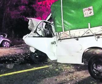 Edoméx Mueren 3 personas tras una colisión