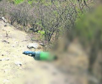 Morelos Hallan cadáver entre matorrales