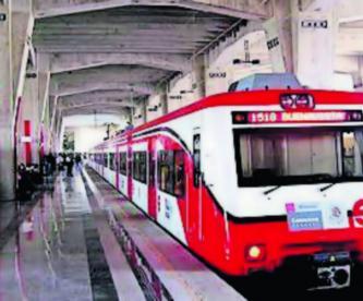 Subirá 19 pesos tarifa viaje largo Tren Suburbano