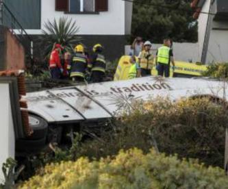 Accidente de autobús turístico deja víctimas mortales en Portugal