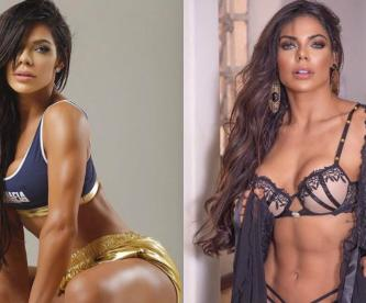 suzy cortez modelo brasiuleña miss bumbum foto sexy tanga