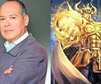 Muere Alfonso Ramírez la voz de un Caballero del Zodiaco