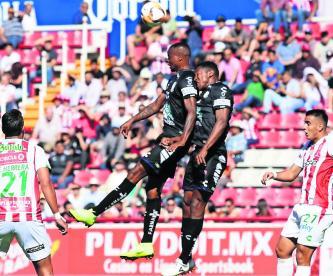 necaxa pachuca se acercan a la ligulla futbol clausura 2019
