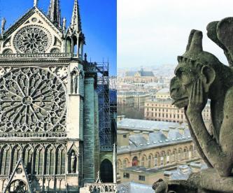 reliquias de notre dame catedran enigmas yohannan diaz