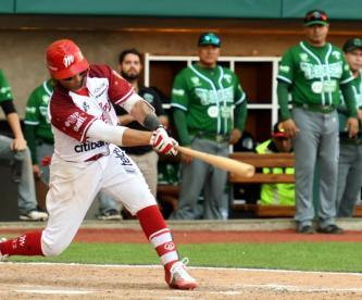liga mexicana de beisbol diablos rojos del mexico líderes