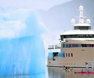 rusia alista yate para navegar antártida