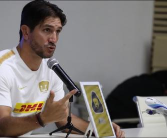 """En medio del caos, Bruno Marioni promete que """"seremos campeones"""""""