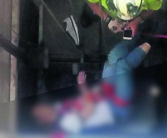 Hallan cadáver en elevador Reportado desaparecido Edoméx Toluca