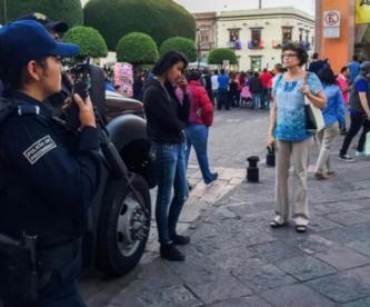 Querétaro Delitos bajaron 16%