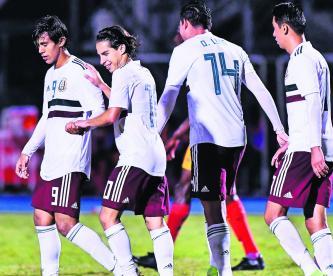 futbol El Tri Sub 20