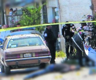 Toluca Investigan a policías