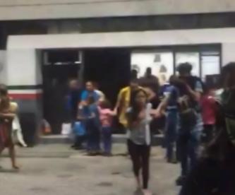 Incendio Oaxaca Estación migratoria