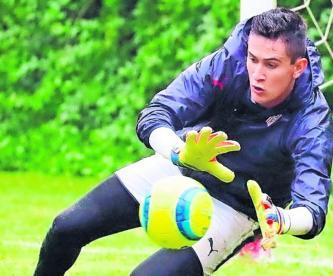 Raúl Gudiño es llamado Tata Martino