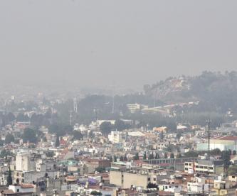 contingencia ambiental valle de mexico