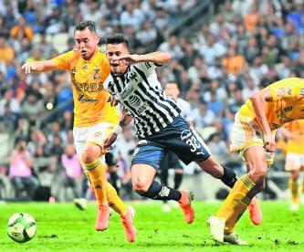 Clausura 2019 Tigres y Monterrey