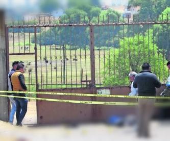 Asesinan a un vigilante Rancho San Nicolás