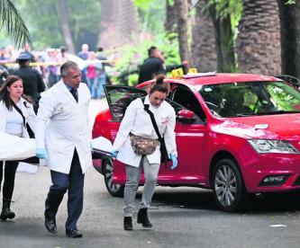 Procuraduría Crisis de inseguridad Ernestina Godoy Claudia Sheinbaum CDMX
