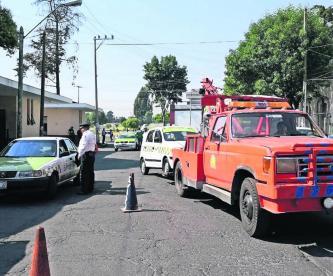 Revisión de veificación Conductores sancionados Contaminación ambiental Toluca