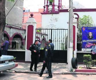Disparan a mujer al salir de misa de un familiar muerto en la colonia Del Valle CDMX