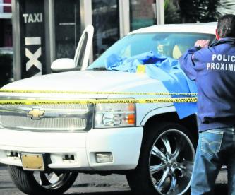 asesinan conductor camioneta esperaba semáforo balazos metepec