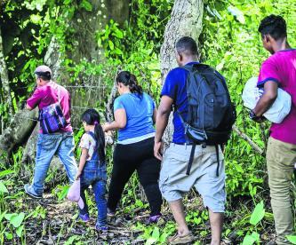Guardia Nacional llegará frontera sur país