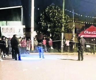 jaripeo temoaya trifulca pleito balacera muertos festejo día del padre pelea riña