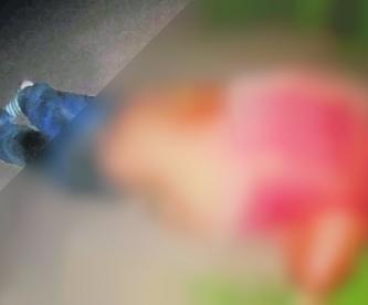 Cadáver apuñalado Calzones abajo CDMX Xochimilco