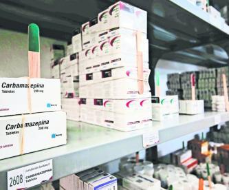 gobierno federal infraestructura tecnología personal repartir medicina puntos distribución