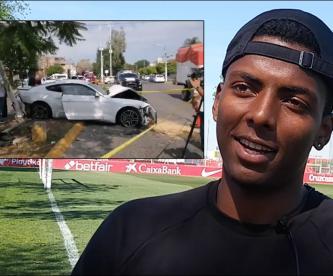 Futbolista mexicano provoca fatal accidente en Zapopan