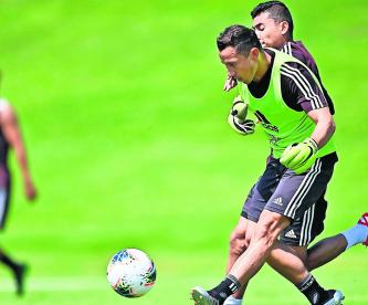 Tata Martino Copa Oro México vs Martinica