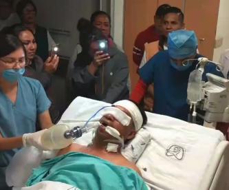 Héroe sin capa Donación de órganos IMSS Metepec Edomex
